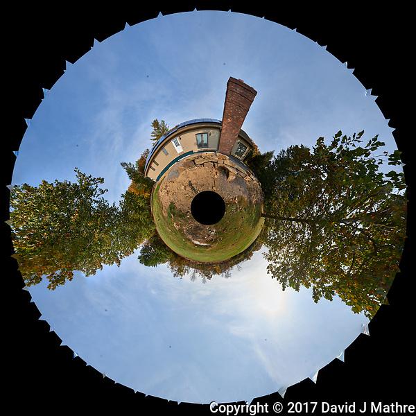 Backyard. (David J Mathre)